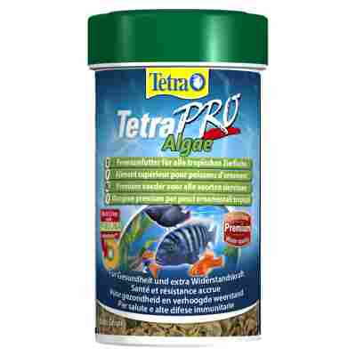 """Fischfutter """"Pro"""" Tetra Algae 18 g"""