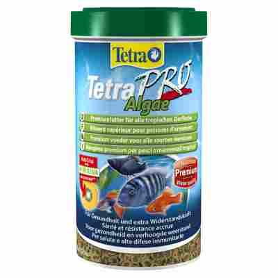 """Fischfutter """"Pro"""" Tetra Algae 95 g"""