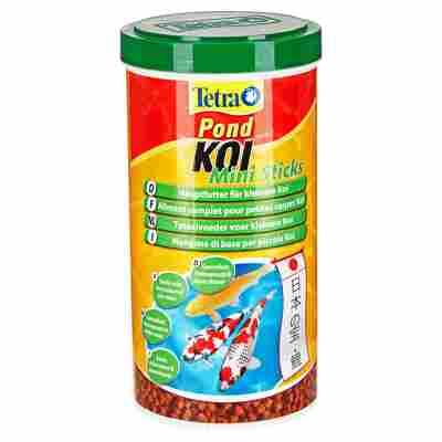 "Fischfutter ""Pond"" Koi Mini Sticks 370 g"