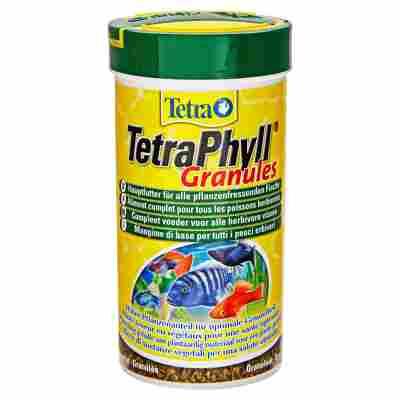 Fischfutter TetraPhyll Granules 90 g