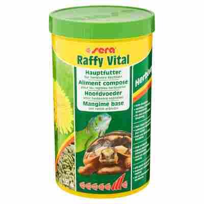 "Reptilienfutter ""Raffy Vital"" Hauptfutter Herbivor 190 g"