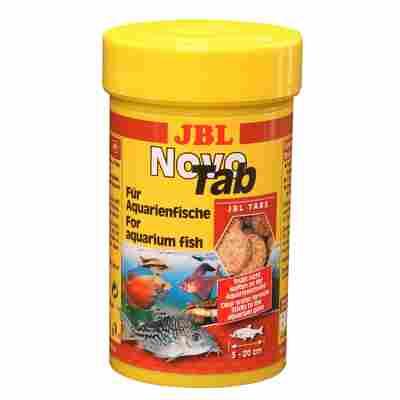 Novo Tab Für Aquarienfische 100 ml