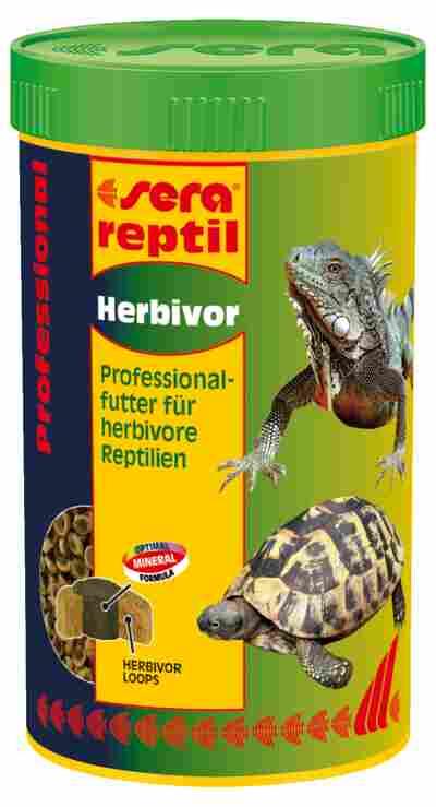 """Professional-Futter """"Reptil"""" Herbivor 80 g"""