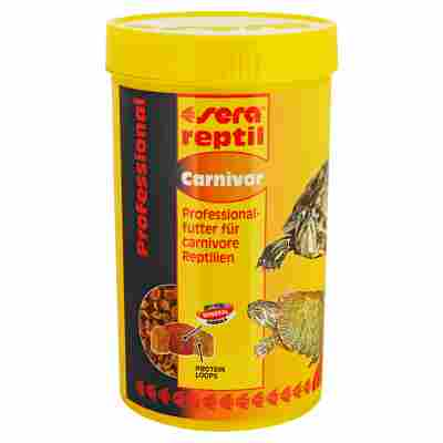 "Professional-Futter ""Reptil"" Carnivor 250 ml"