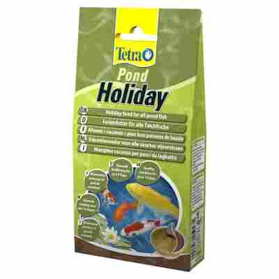 """Fischfutter """"Pond"""" Holiday 98 g"""