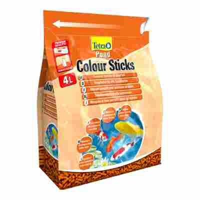 "Fischfutter ""Pond"" Colour Sticks 750 g"