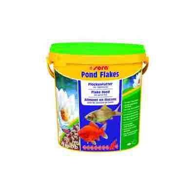 """Fischfutter """"Pond"""" Flakes 1.7 kg"""