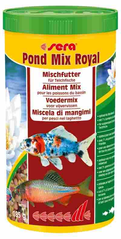 "Fischmischfutter ""Pond"" Mix Royal 185 g"