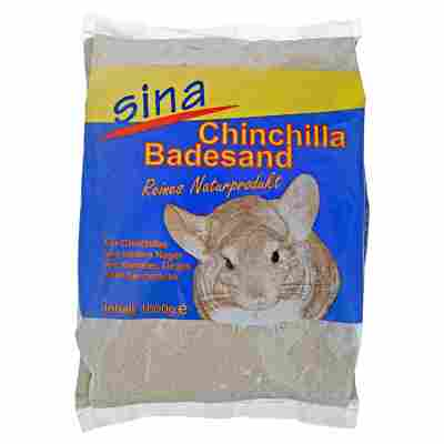 Chinchilla-Badesand 1 kg