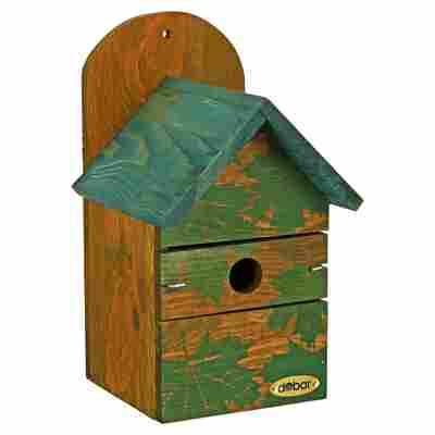 """Nistkasten """"Wildlife"""" Camouflage mit spitzem Dach"""