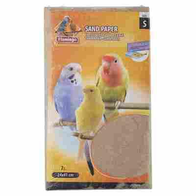 Vogelsandteppiche Größe S 7 Stück