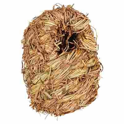Brutnest für Exoten Stroh Ø 8 x 12 cm