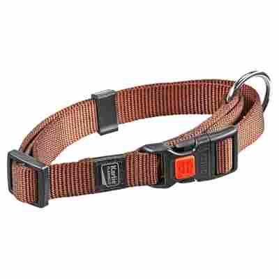 "Hundehalsband ""Art Sportive Plus"" braun 40 - 55 x 2 cm"