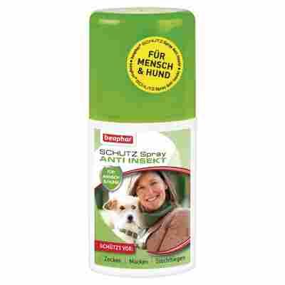 Anti-Insekten-Spray für Mensch & Hund 125 ml