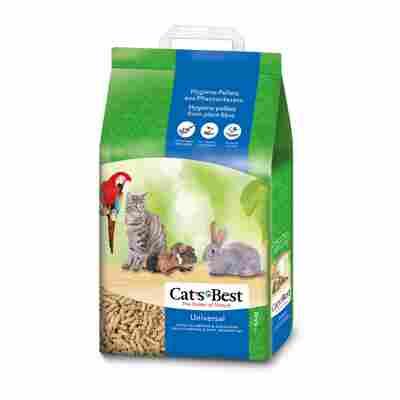Universal-Pflanzenfaserstreu für Kleintiere, 5,5 kg
