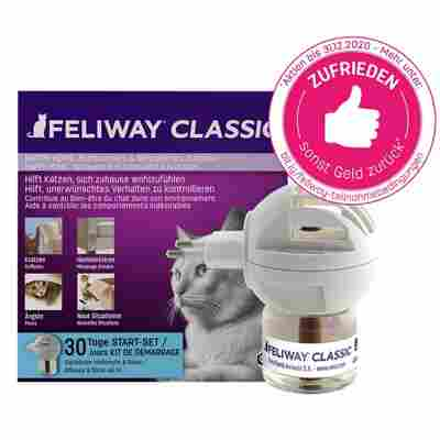 Pheromon-Verdampfer mit 48-mm-Flakon, gegen Stress bei Katzen