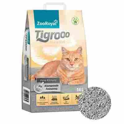 Katzenstreu klumpend 14 l ohne Geruch