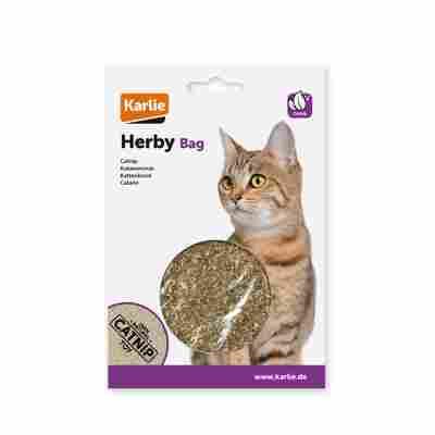 Getrocknete Katzenminze Beutel 15 g