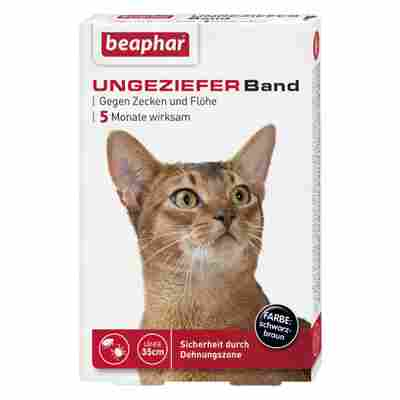 Ungezieferband für Katzen 35 cm
