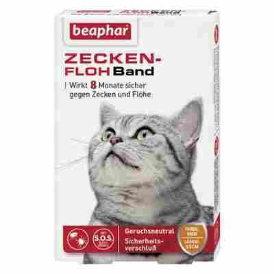 Zecken-Flohband für Katzen 35 cm