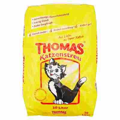 Katzenstreu nicht klumpend 20 l