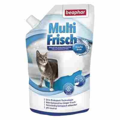 Geruchsstopper für Katzentoiletten 'Multi Frisch' Frische Brise 400 g