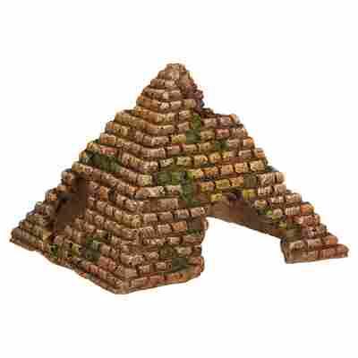 "Dekofigur ""Pyramide"" 12,5 x 12,8 x 9 cm"