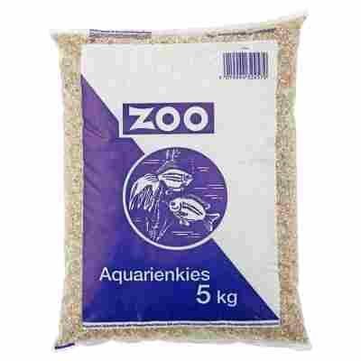 Aquarien-Kies 5 kg 1-2 mm