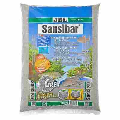 "Aquarien-Naturbodengrund ""Sansibar"" grau 10 kg"