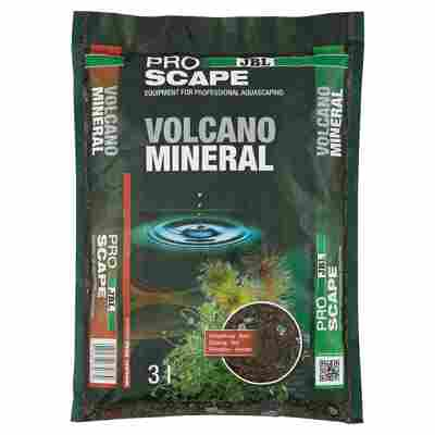 "Aquarien-Bodengrund ""ProScape"" Volcano Mineral 3 l braun"