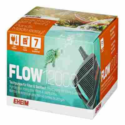 FLOW 12000 Teichpumpe