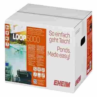 EHEIM LOOP 5000 Komplett-Set mit Durchlauffilter und UV-Klärer