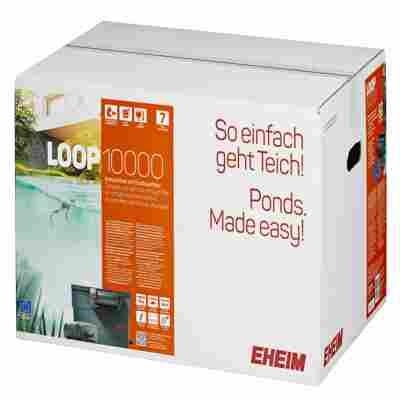 EHEIM LOOP 10000 Komplett-Set mit Durchlauffilter und UV-Klärer