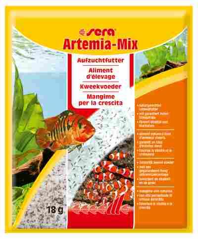 Aufzuchtfutter Artemia-Mix 18 g