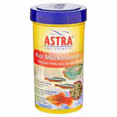 Rote Mückenlarven Naturfutter getrocknet 250 ml