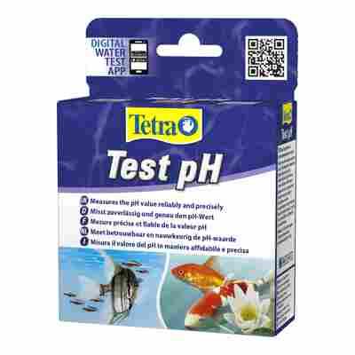 Wassertest pH 10 ml
