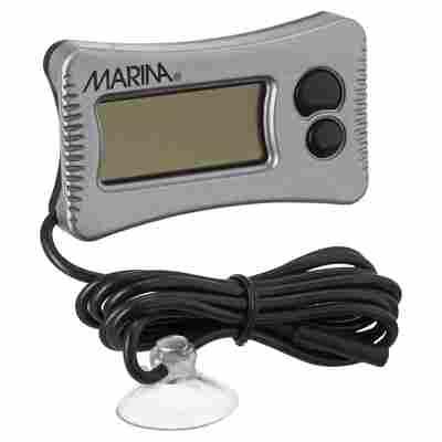 Digitales Thermometer für Aquarien und Terrarien