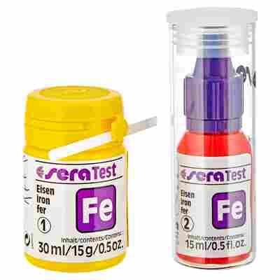 Wassertest Fe 45 ml