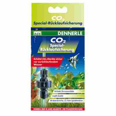 CO2 Rücklaufsicherung