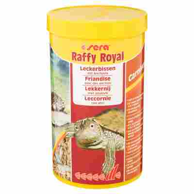 "Reptilienfutter ""Raffy Royal"" 220 g"