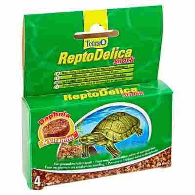 """Tierfutter """"ReptoDelica"""" Snack 4 Stück"""