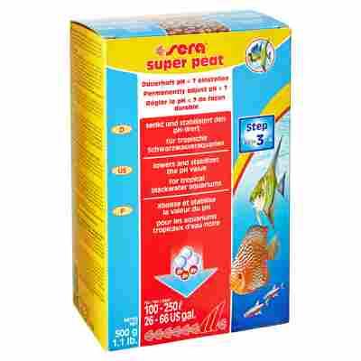 """Wasseraufbereiter """"Super Peat"""" 0,5 kg"""