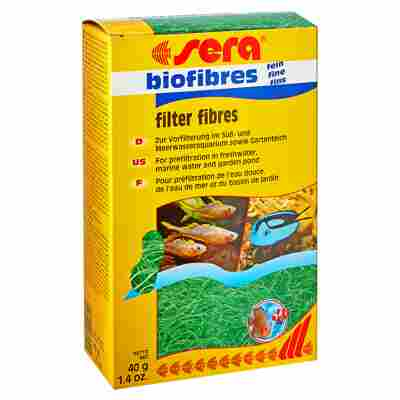 "Vorfiltermaterial ""Biofibres"" fein 0,04 kg"