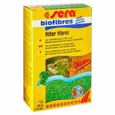 "Vorfiltermaterial ""Biofibres"" grob 0,04 kg"