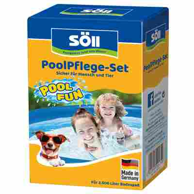 Pool Pflege-Set