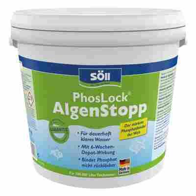 Algenmittel 'PhosLock AlgenStopp' 10 kg