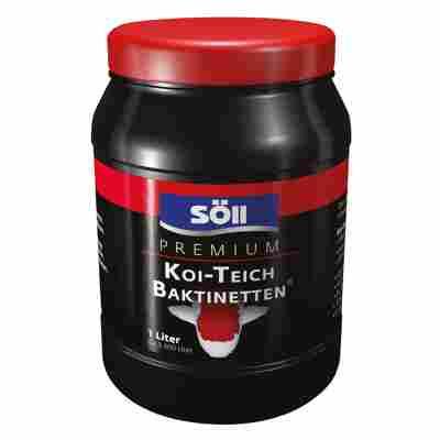 Premium Koi-Teich-Baktinetten 1 l