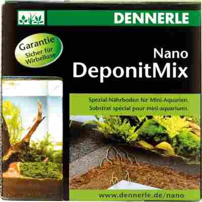 """Spezialnährboden """"Nano"""" DeponitMix 1 kg"""