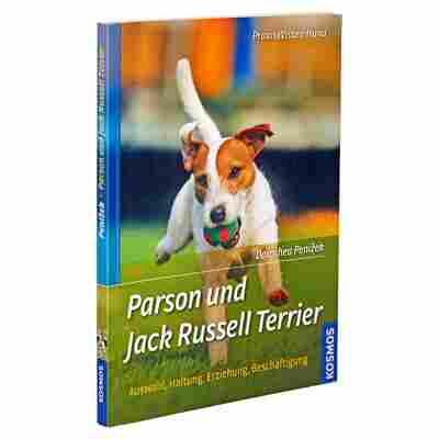 """Kosmos-Tierratgeber """"Parson und Jack Russell Terrier"""" PB 128 S."""