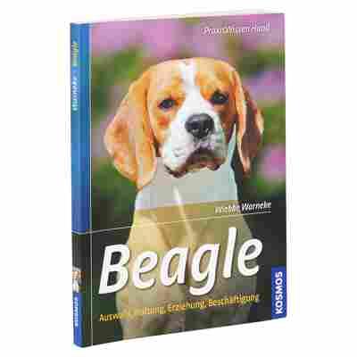 "Kosmos-Tierratgeber ""Beagle: Auswahl, Haltung, Erziehung, Beschäftigung"" PB 128 S."